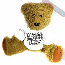 Dentist Thank You Gift Teddy Bear
