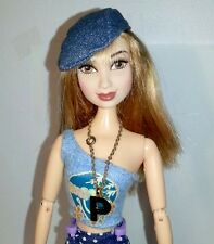 Mattel Flavas Doll P.BO Barbie Friend Doll Funky Posable 2003 Hip Hop Urban