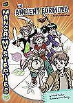 Manga Math Mysteries 5: The Ancient Formula: A Mystery With Fractions-ExLibrary