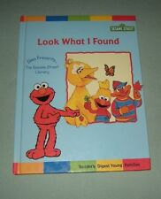 BOOK HC Sesame Street - Look What I Found (Readers Digest Young Families)