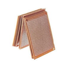 10Pcs DIY Prototype Paper PCB Universal Experiment Matrix Circuit Board 5x7cm LO