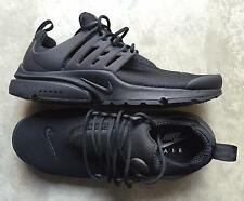 Nike Air Presto Essential Black Black size 10 (# 848187-011) NEW RETRO