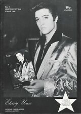 ELVIS PRESLEY - ELVISLY YOURS MAGAZINE#1 (OLD STYLE)