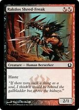MTG Magic RTR - (4x) Rakdos Shred-Freak/Dilacérateur rakdos, English/VO