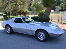 Chevrolet : Corvette L-82 350/250