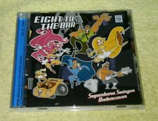 Superhero Swinger Undercover by Eight to the Bar CD 2003 Jitterbop Records