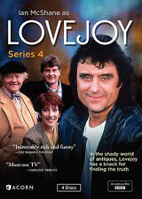 Lovejoy Antique Detective, Series 4 DVD, 4 Discs in Case, 13 Episodes BBC Season