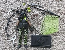 G.I. JOE SHADOW TRACKER POC 25TH 30TH ANNIVERSARY PREDATOR 3.75""