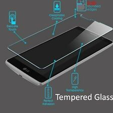 LG X Style Tribute HD LS676 Hybrid Phone Cover Case + Glass Screen Protector