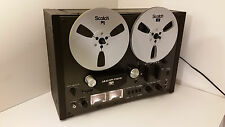 AKAI GX-4000D Stereo Reel to Reel Tape Deck Vintage Black Edition