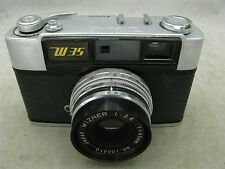 Wizard W35 (Made by Yashica) 35mm Rangefinder Camera FOR PARTS REPAIR OR DISPALY