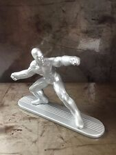 Silver Surfer Action Figure Toy Marvel Universe 2010 McDonald's Snow Boarding **