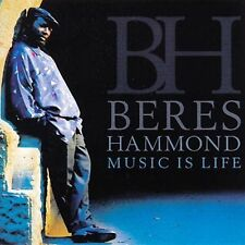 Music is Life by Beres Hammond (Cassette) SEALED NEW (GS10)