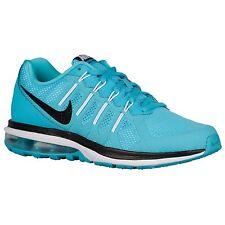 Womens Nike AIR MAX DYNASTY Running Shoes -Gamma Blue -816748 400 -Sz 10 -New