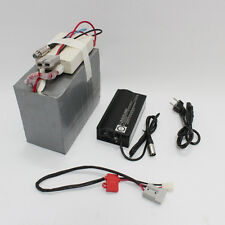 36V 40AH LiFePO4 Battery with BMS and 5A Fast Charger Ebike