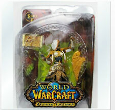 World of Warcraft Human Priestess Sister Benedron Action Figure New in Box