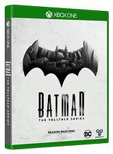 Batman - A Telltale Games Series (Season Pass Disc) (Microsoft Xbox One, 2016)