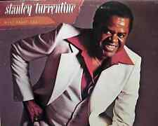 """STANLEY TURRENTINE  """"What About You!""""   33RPM 12"""" Vinyl LP  VG+ 1978 F-9563"""