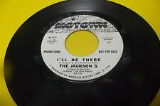 ON $ALE rare promo us issue jackson 5 ill be gone mowtown 45 micheal jackson