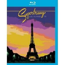 "SUPERTRAMP ""LIVE IN PARIS 1979""  BLU-RAY NEW+"