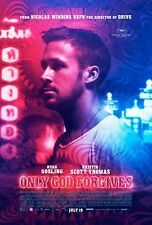 Only God Forgives movie poster - Ryan Gosling poster - 11.5 x 17 inches
