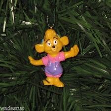 Talespin MOLLY Bear - Custom Christmas Tree Ornament Holiday Decoration