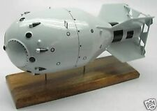 RDS-1 Joe-1 Soviet Nuclear Bomb Desktop Wood Model Big