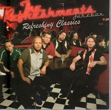 CD The Refreshments, Jukebox, Refreshing Classics, 2008