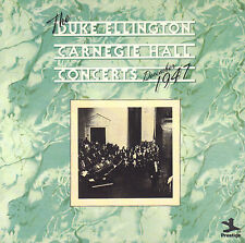 DUKE ELLINGTON - CARNEGIE HALL CONCERTS DECEMBER 1947 (1991 US 2-CD)