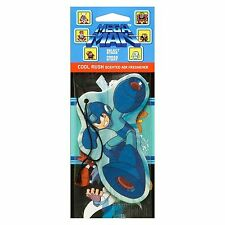 MEGA MAN VIDEO GAME COOL RUSH SCENT AIR FRESHENER CAR TRUCK BOYS LOCKER MANCAVE