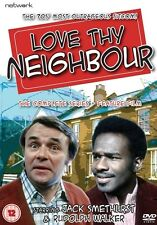 Love Thy Neighbour: The Complete Collection (Restored) [DVD]