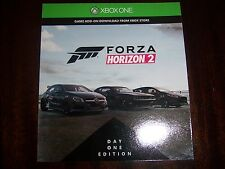 Forza Horizon 2 ADD-ON BONUS DLC CODE ONLY (XBOX ONE) - Full Game *NOT* Included