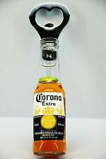CORONA Extra mexican BEER BOTTLE OPENER fridge magnet orange aaz
