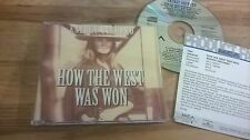 CD Pop Energy Orchard - How The West Was Won (4 Song) MCD MCA REC / Presskit sc