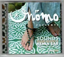 (GQ824) Sounds from Momo's Kemia Bar, 11 tracks various artists - Living Etc CD