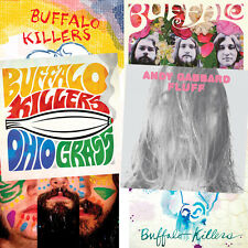 BUFFALO KILLERS / ANDY GABBARD - 6 CD BUNDLE!