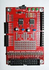 RKSB Carmen Shield Base GPIO Project Board for Raspberry PI & Arduino UK Seller