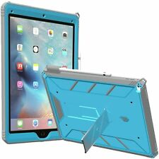 Poetic Revolution Rugged Protective Case for iPad Pro 12.9 w/Pencil Holder Blue