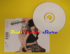 CD Singolo GOLDFRAPP Strict machine 2003 eu MUTE 0724355247322 no lp mc dvd(S12)
