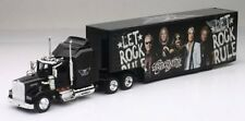 Newray 1/43 Kenworth W900 Sleeper Cab Trailer Custom Aerosmith Graphics SS-15643