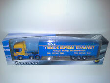 SCANIA TRUCK 1:50 CARARAMA. NEW IN BOX.