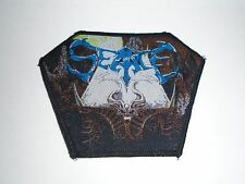 SEANCE DEATH METAL WOVEN PATCH