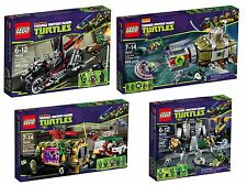 LEGO® Teenage Mutant Ninja Turtles Set 79101+79104+79105+79115+79116+79117+79121