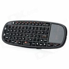 Rii i10 Mini Bluetooth 66-Key Keyboard Mouse Presenter Combo w/ Laser Light