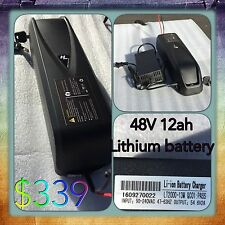48V 12ah electric Bike ,Ebike Battery Kit ,48v 12ah Lithium Battery,e Bicycle