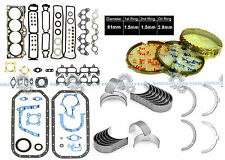 88-91 TOYOTA COROLLA GTS MR2 1.6L DOHC 4AGEC 4AGE ENGINE RE-RING KIT