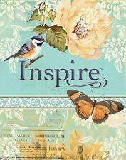 Inspire Full Size: Inspire Bible NLT : The Bible for Creative Journaling...