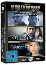 3 Filme - Der Staatsfeind Nr. 1 -/- Entgleist -/- Flightplan - 3 DVD-Set Neu