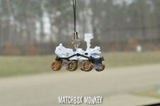 NASA Mars Rover Curiosity Mirror Hanger Ornament Dangler Custom Space Ship Land