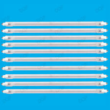 10x 400W Halogen Heater Replacement Tube 195mm Fire Bar Heater Lamp Element Bulb